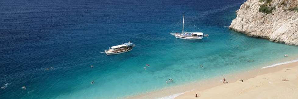 Türkei Reiseziel Strand